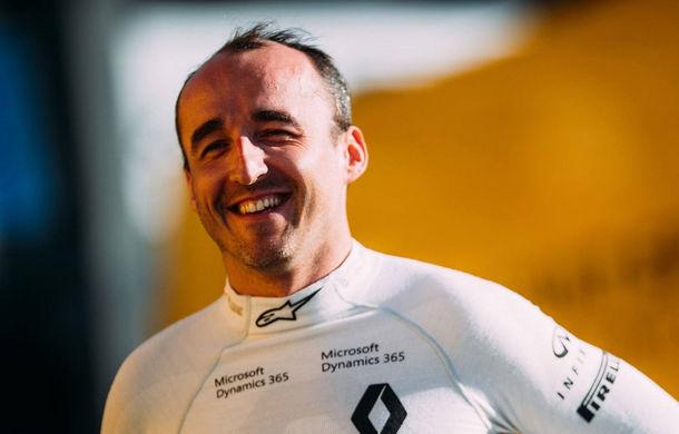 Kubica a efectuat un nou test pentru Williams: britanicii continuă evaluările pentru noul coechipier al lui Stroll - Poza 1