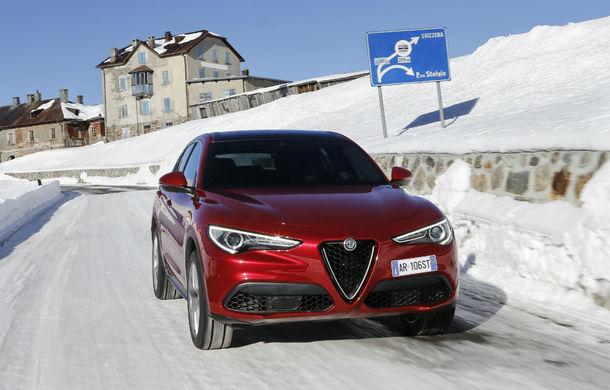 Italienii reduc producția a 5 modele din cauza vânzărilor slabe: Fiat 500X și Alfa Romeo Stelvio și Giulia, pe lista neagră - Poza 1