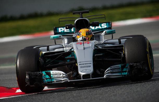 Avancronica Marelui Premiu al Statelor Unite: Hamilton, șanse matematice să devină campion într-o cursă pe ploaie - Poza 1