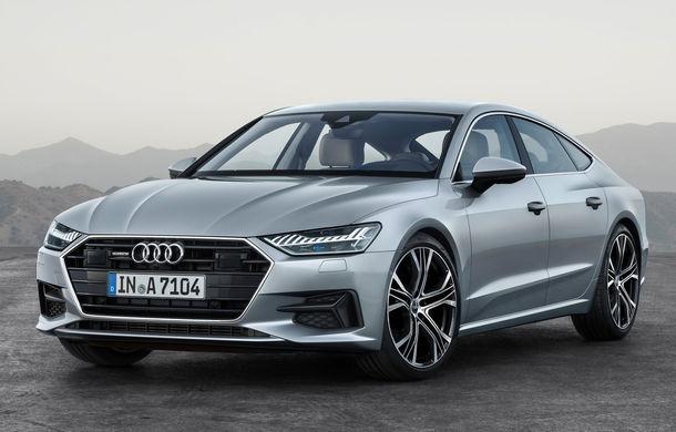 Audi A7 Sportback ajunge la a doua generație: exterior conservator, butoanele fizice de la interior dispar, iar tehnologia e la ea acasă - Poza 2