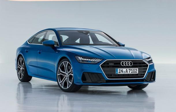 Audi A7 Sportback ajunge la a doua generație: exterior conservator, butoanele fizice de la interior dispar, iar tehnologia e la ea acasă - Poza 4