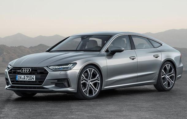 Audi A7 Sportback ajunge la a doua generație: exterior conservator, butoanele fizice de la interior dispar, iar tehnologia e la ea acasă - Poza 12