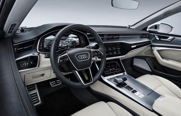 Audi A7 Sportback ajunge la a doua generație: exterior conservator, butoanele fizice de la interior dispar, iar tehnologia e la ea acasă - Poza 28