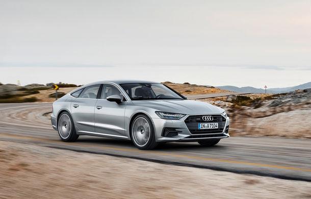 Audi A7 Sportback ajunge la a doua generație: exterior conservator, butoanele fizice de la interior dispar, iar tehnologia e la ea acasă - Poza 5