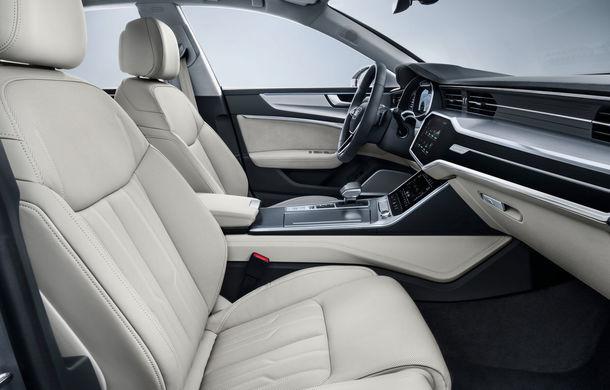 Audi A7 Sportback ajunge la a doua generație: exterior conservator, butoanele fizice de la interior dispar, iar tehnologia e la ea acasă - Poza 27