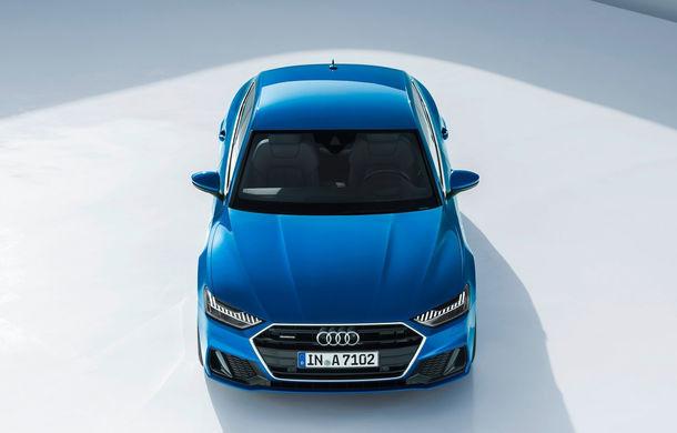 Audi A7 Sportback ajunge la a doua generație: exterior conservator, butoanele fizice de la interior dispar, iar tehnologia e la ea acasă - Poza 24