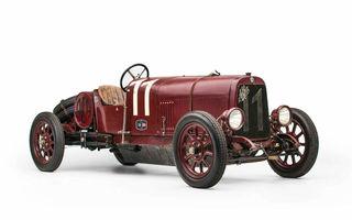 Alfa Romeo G1: primul model din istoria Alfa Romeo va fi scos la licitație
