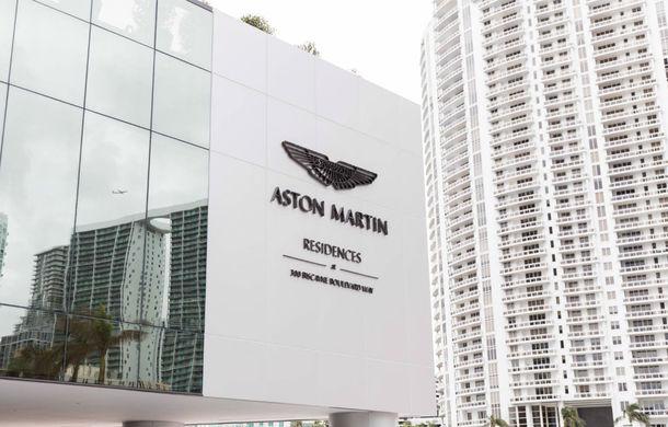 Extravaganță: Aston Martin va construi apartamente de lux în Miami - Poza 1