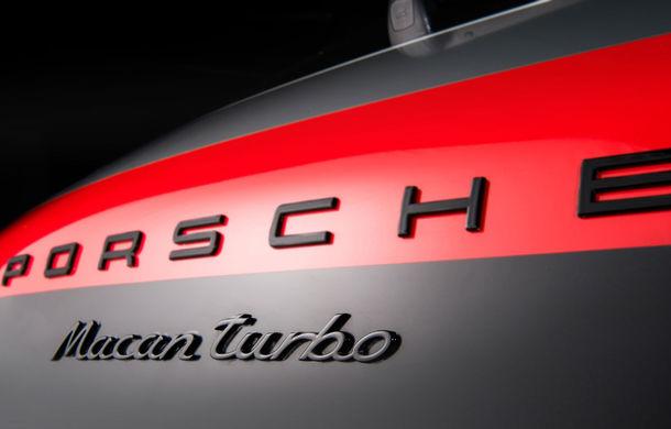 Porsche Macan Turbo Exclusive Performance Edition: 440 de cai putere și doar 4.4 secunde până la 100 km/h - Poza 11