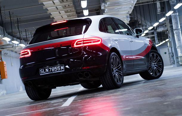 Porsche Macan Turbo Exclusive Performance Edition: 440 de cai putere și doar 4.4 secunde până la 100 km/h - Poza 4