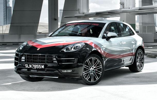 Porsche Macan Turbo Exclusive Performance Edition: 440 de cai putere și doar 4.4 secunde până la 100 km/h - Poza 1