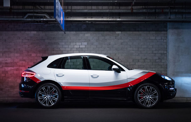 Porsche Macan Turbo Exclusive Performance Edition: 440 de cai putere și doar 4.4 secunde până la 100 km/h - Poza 3