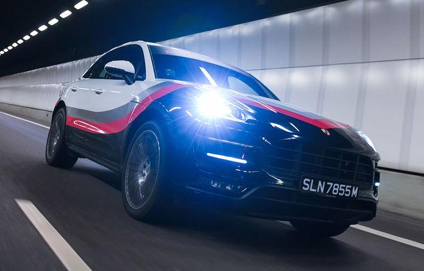 Porsche Macan Turbo Exclusive Performance Edition: 440 de cai putere și doar 4.4 secunde până la 100 km/h - Poza 9