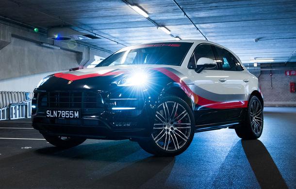 Porsche Macan Turbo Exclusive Performance Edition: 440 de cai putere și doar 4.4 secunde până la 100 km/h - Poza 8