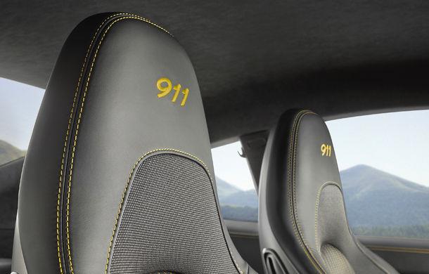 Porsche 911 Carrera T: versiune mai ușoară și mai performantă decât 911 Carrera - Poza 11