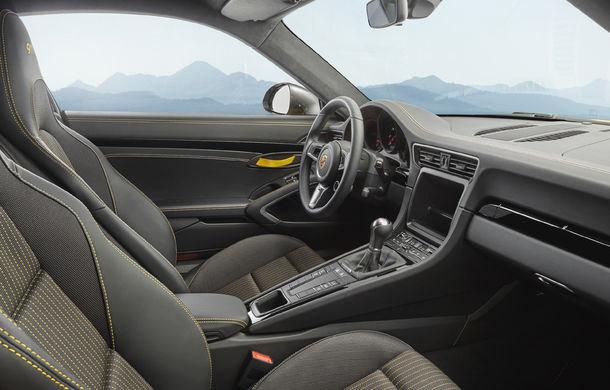 Porsche 911 Carrera T: versiune mai ușoară și mai performantă decât 911 Carrera - Poza 12