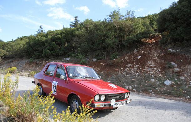 """Noi și Geta în """"24 Hours Rally of Greece"""": am concurat într-un Le Mans al mașinilor clasice - Poza 6"""