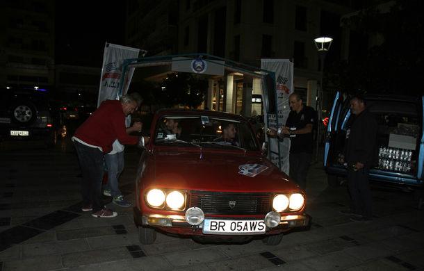 """Noi și Geta în """"24 Hours Rally of Greece"""": am concurat într-un Le Mans al mașinilor clasice - Poza 13"""