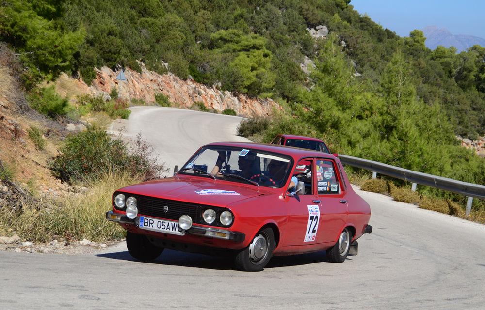 """Noi și Geta în """"24 Hours Rally of Greece"""": am concurat într-un Le Mans al mașinilor clasice - Poza 2"""