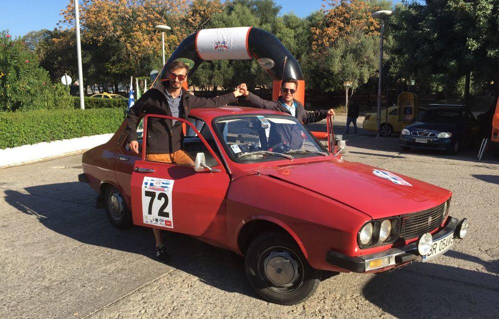 """Noi și Geta în """"24 Hours Rally of Greece"""": am concurat într-un Le Mans al mașinilor clasice - Poza 22"""