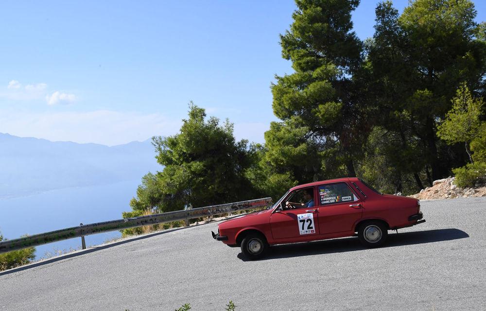 """Noi și Geta în """"24 Hours Rally of Greece"""": am concurat într-un Le Mans al mașinilor clasice - Poza 11"""