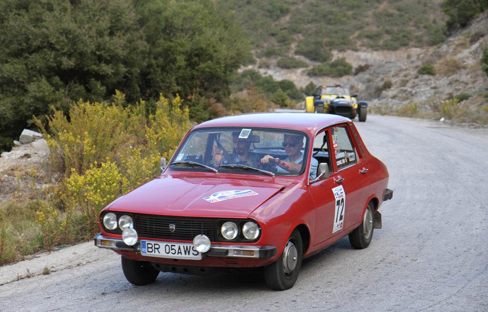 """Noi și Geta în """"24 Hours Rally of Greece"""": am concurat într-un Le Mans al mașinilor clasice - Poza 9"""