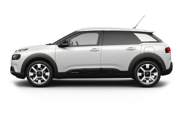 Citroen C4 Cactus facelift se lansează în 26 octombrie: SUV-ul francez renunță la sistemul Airbumps - Poza 1