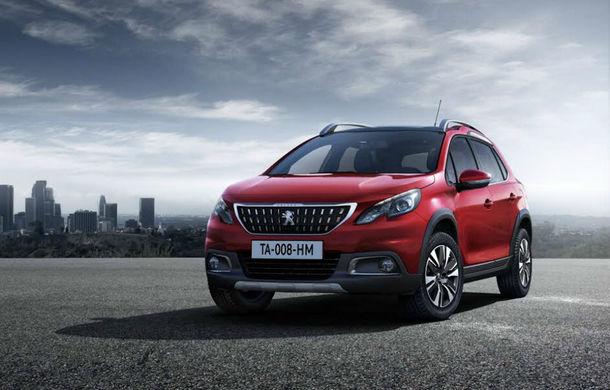 Noua generație Peugeot 2008 vine în 2019: platformă nouă cu versiune electrică și elemente de la 3008 și 5008 - Poza 1