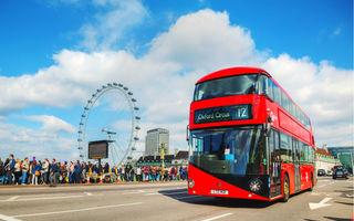 Transportul viitorului: Londra, Paris, Barcelona, Los Angeles și Vancouver vor să cumpere doar autobuze electrice din 2025