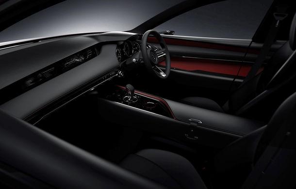 Mazda Kai Concept anunță viitoarea generație Mazda 3: design evoluat și motor pe benzină Skyactiv-X cu aprindere prin compresie - Poza 11