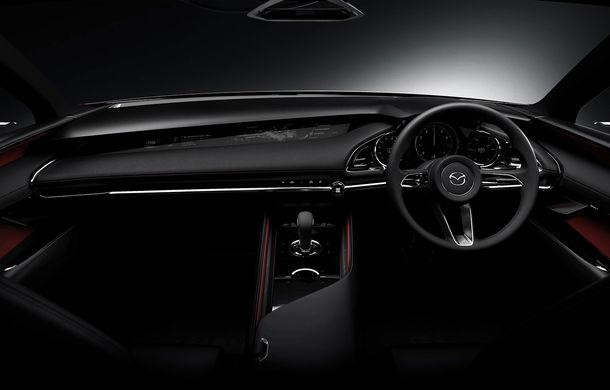 Mazda Kai Concept anunță viitoarea generație Mazda 3: design evoluat și motor pe benzină Skyactiv-X cu aprindere prin compresie - Poza 10