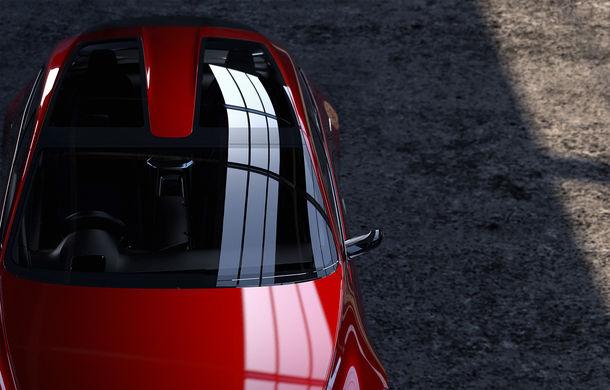 Mazda Kai Concept anunță viitoarea generație Mazda 3: design evoluat și motor pe benzină Skyactiv-X cu aprindere prin compresie - Poza 5