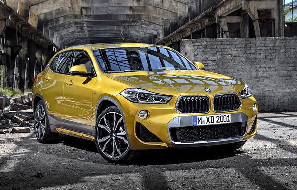 BMW X2 este aici: SUV-ul german introduce noutăți de design în gamă și are motoare de până la 231 de cai putere - Poza 1