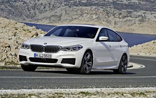 BMW Seria 6 Gran Turismo debutează în România: prețurile pornesc de la 63.200 de euro cu TVA