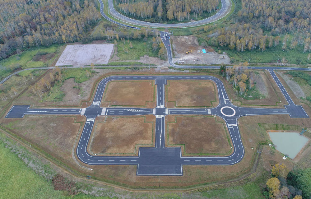Investiții japoneze: Subaru a construit piste noi pentru testarea mașinilor autonome - Poza 1