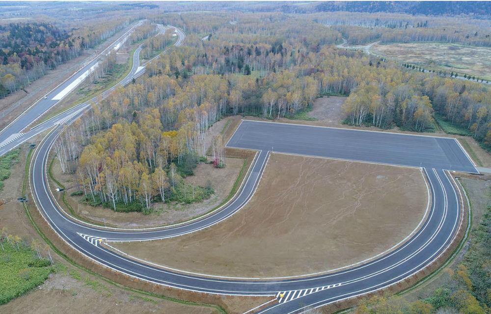 Investiții japoneze: Subaru a construit piste noi pentru testarea mașinilor autonome - Poza 2