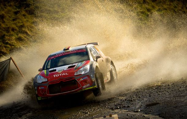 Campionatul Mondial de Raliuri: Sebastien Ogier obține al cincilea titlu de campion la volanul unui Ford Fiesta WRC - Poza 4