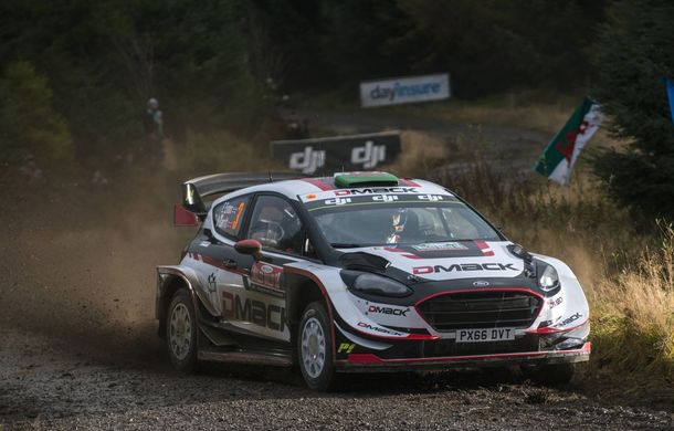 Campionatul Mondial de Raliuri: Sebastien Ogier obține al cincilea titlu de campion la volanul unui Ford Fiesta WRC - Poza 2