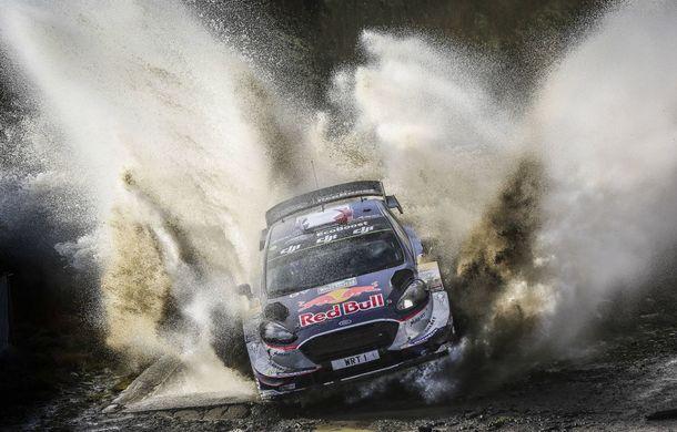 Campionatul Mondial de Raliuri: Sebastien Ogier obține al cincilea titlu de campion la volanul unui Ford Fiesta WRC - Poza 1