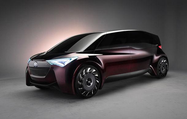 Pneuri fără aer: Toyota dezvolta un nou tip de cauciuc pentru mașini electrice - Poza 1