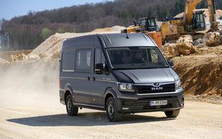 MAN lansează primul vehicul comercial ușor din gamă: 5 lucruri pe care trebui să le știi despre noul MAN TGE