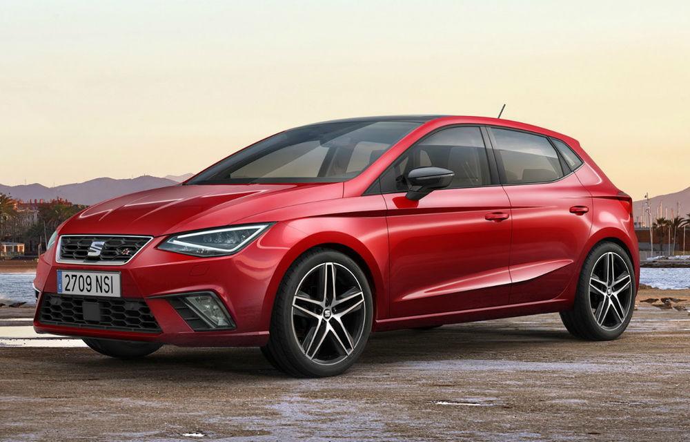 Noua generație Seat Ibiza, disponibilă și cu motor diesel: 16.700 de euro pentru versiunea cu propulsor 1.6 TDI de 95 de cai putere - Poza 1