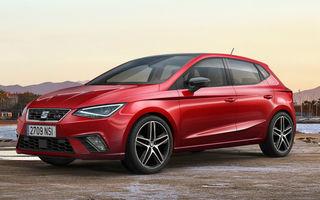 Noua generație Seat Ibiza, disponibilă și cu motor diesel: 16.700 de euro pentru versiunea cu propulsor 1.6 TDI de 95 de cai putere