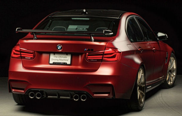 BMW M3 American Edition: bavarezii au anunțat o ediție specială M3 la 30 de ani de prezență pe piața americană - Poza 9