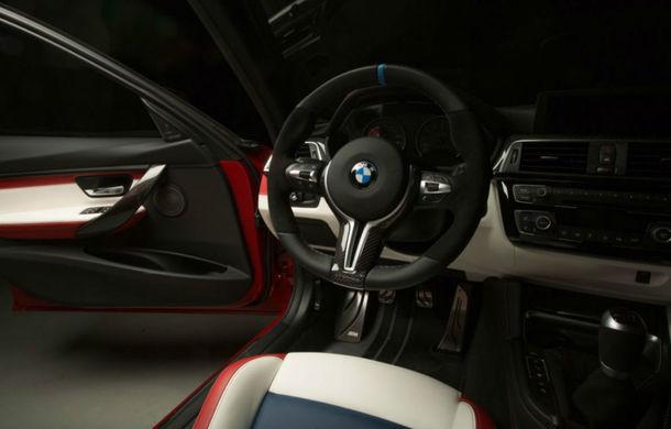 BMW M3 American Edition: bavarezii au anunțat o ediție specială M3 la 30 de ani de prezență pe piața americană - Poza 10