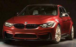 BMW M3 American Edition: bavarezii au anunțat o ediție specială M3 la 30 de ani de prezență pe piața americană