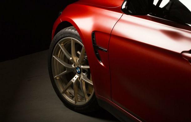 BMW M3 American Edition: bavarezii au anunțat o ediție specială M3 la 30 de ani de prezență pe piața americană - Poza 2