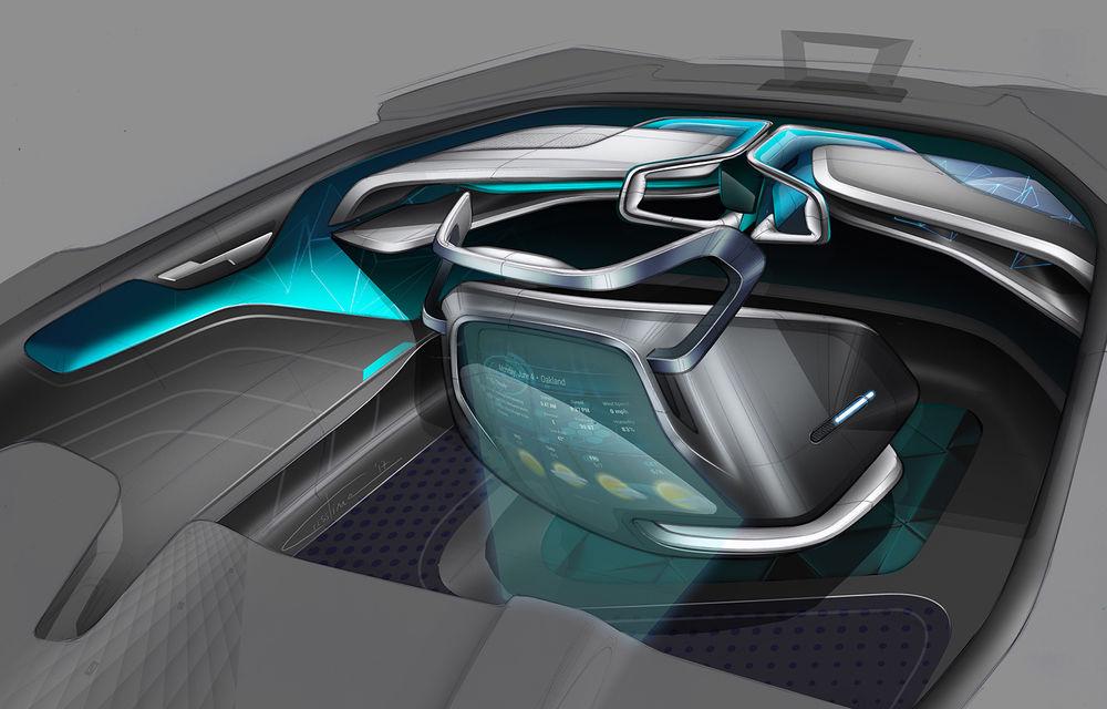Dacia EF-Vision 2050: un concept Dacia pentru un viitor ultra-tehnologizat, dar fidel caracterului accesibil - Poza 10