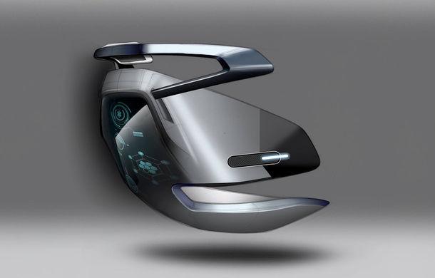 Dacia EF-Vision 2050: un concept Dacia pentru un viitor ultra-tehnologizat, dar fidel caracterului accesibil - Poza 17