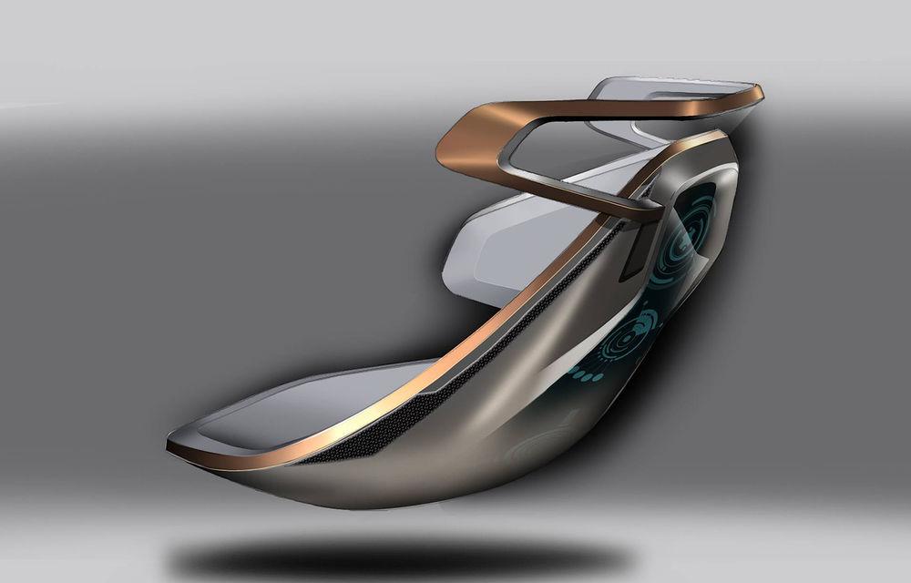 Dacia EF-Vision 2050: un concept Dacia pentru un viitor ultra-tehnologizat, dar fidel caracterului accesibil - Poza 18